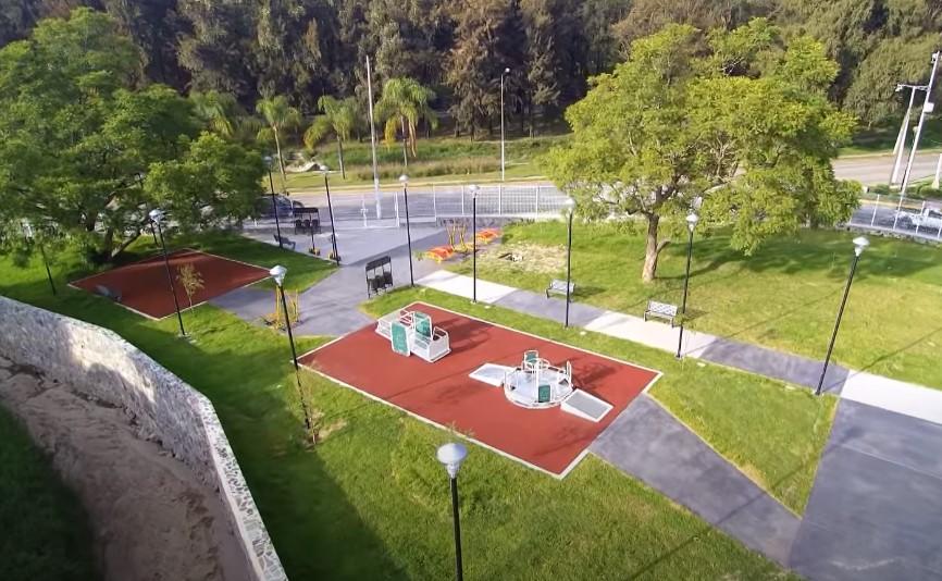 parque incluyente el polvorin II guadalajara